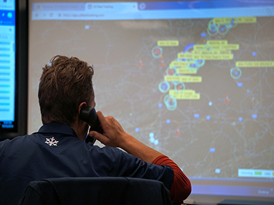 24/7 Storm Monitoring